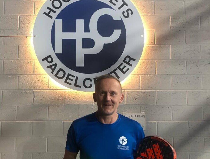 Presentation av Mats Hafström- ny tränare på HPC!